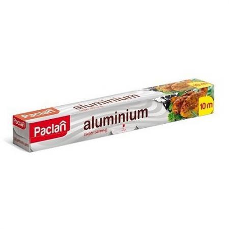 PACLAN Фольга алюминиевая коробка 10мх29см от Just.ru