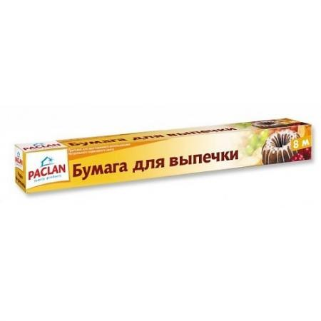 PACLAN Бумага для выпечки в коробке 8мх38см от Just.ru