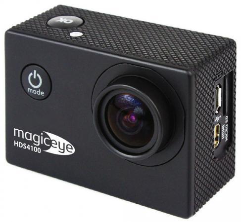 Экшн-камера Gmini MagicEye HDS4100 черный цена