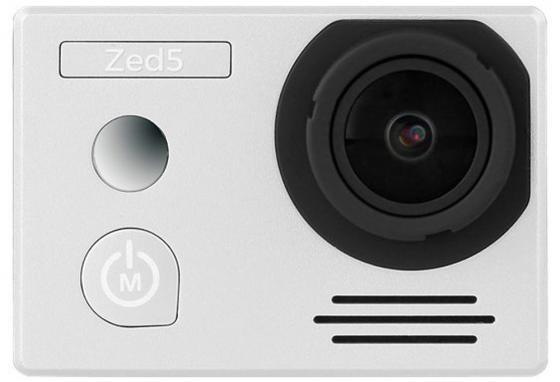 Экшн-камера AC Robin ZED5 1xExmor R CMOS 12Mpix серебристый цена и фото