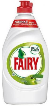 """Средство для мытья посуды Fairy """"Зеленое яблоко"""" 450мл"""