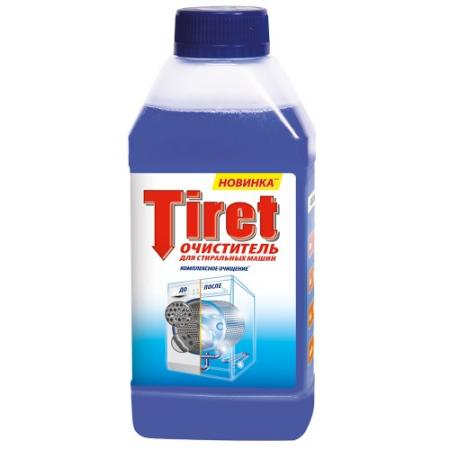цена на TIRET Очиститель для стиральных машин 250мл