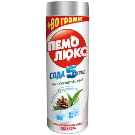ПЕМОЛЮКС Средство чистящее Антибактериальный 480г