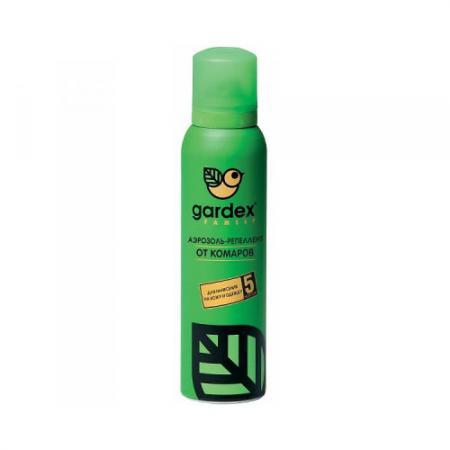 где купить GARDEX Family Аэрозоль-репеллент от комаров с алое вера 150мл 0155 по лучшей цене