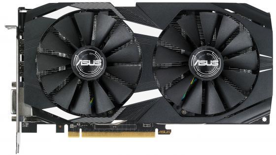Видеокарта ASUS Radeon RX 580 DUAL-RX580-4G PCI-E 4096Mb 256 Bit Retail