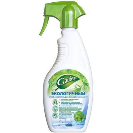 GARDEN Экологичный спрей-очиститель для любых поверхностей в доме Garden 500 мл моторное масло motul garden 4t 10w 30 2 л