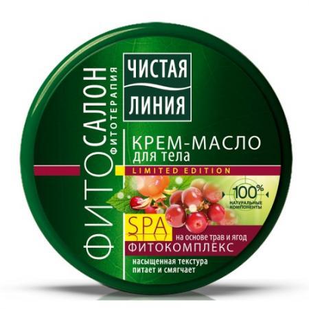 ЧИСТАЯ ЛИНИЯ Крем-масло для тела Фитосалон 200мл амлодипин таб 10мг 30