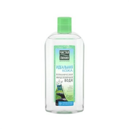 ЧИСТАЯ ЛИНИЯ Мицеллярная вода Идеальная кожа 400мл набор чистая кожа steblanc набор чистая кожа
