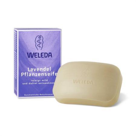Мыло твердое WELEDA 9816 100 гр мыло твердое weleda 9882 100 гр