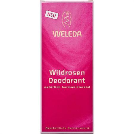 Дезодорант WELEDA 7518/8808 100 мл цветочный weleda цитрусовый дезодорант weleda citrus deodorant 9706 30 мл