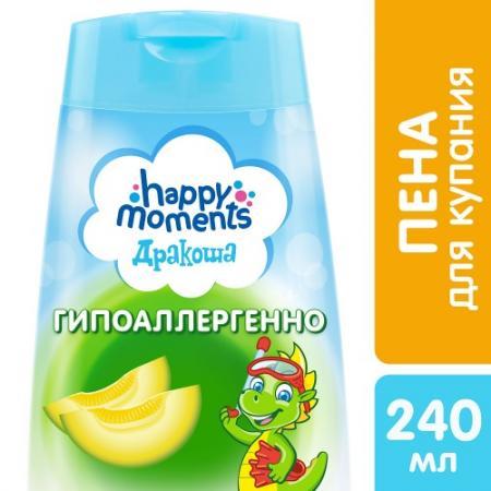 ДРАКОША Пена для купания с ароматом дыни 240мл от Just.ru