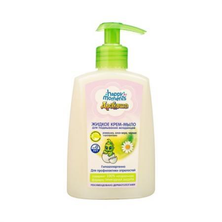 Мыло жидкое Дракоша Для подмывания младенцев 250 мл dove жидкое крем мыло прикосновение свежести 250 мл