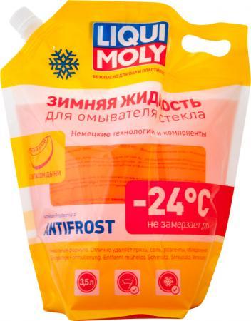 цена на Зимняя жидкость для омывателя стекла ANTIFROST Scheibenfrostschutz -24 (дой-пак)
