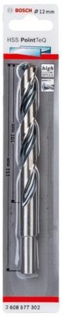 Сверло Bosch 2608577302 спиральное PointTec 12мм амлодипин таб 10мг 30