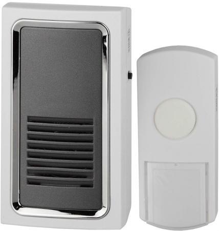 Звонок дверной беспроводной Эра C96 белый серый цена и фото