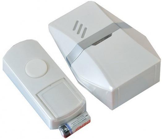 Звонок дверной беспроводной Эра C81 белый
