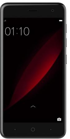 Смартфон ZTE Blade V8C черный 5 32 Гб LTE Wi-Fi GPS 3G BLADEV8CBLACK смартфон philips xenium s327 синий 5 5 8 гб lte wi fi gps 3g