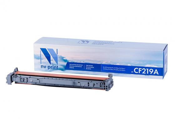 Фотобарабан NV-Print CF219A для HP LaserJet Pro M104a/M104w/M132a/M132fn/M132fw/M132nw 12000стр nv print 44574302 black фотобарабан для oki b411 b431 mb461 471 497