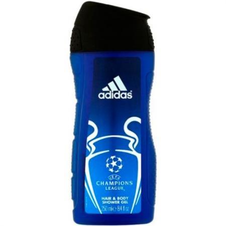 adidas UEFA IV гель д/д муж 250 мл зейтун гель д д увл лаванда вербена250мл