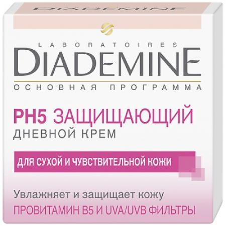 """Крем для лица DIADEMINE """"Основная программа"""" 50 мл дневной недорго, оригинальная цена"""