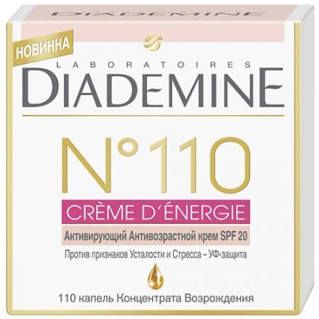 """Крем для лица DIADEMINE """"Creme De Energie"""" 50 мл дневной 2078827 недорго, оригинальная цена"""