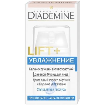 Крем для лица DIADEMINE Увлажнение 50 мл дневной 2083499 diademine lift увлажнение дневной флюид новинка