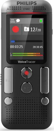 цена на Цифровой диктофон Philips DVT2510/00