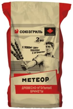 СОЮЗГРИЛЬ Брикеты угольные длительного горения 2 кг союзгриль брикеты угольные длительного горения 2 кг