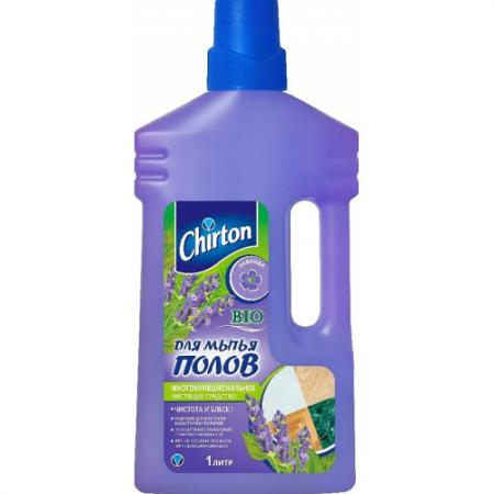 CHIRTON Чистящее средство для мытья полов Лаванда 1000 мл блуза lo lo mp002xw136wd