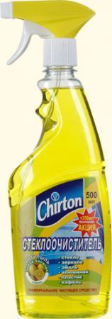 CHIRTON Стеклоочиститель Лимон с распылителем 500мл