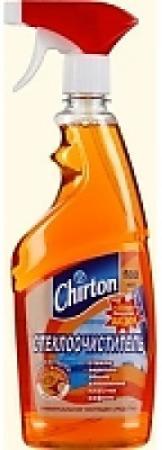 CHIRTON Стеклоочиститель Апельсин с распылителем 500мл 250мл ПРОМО chirton стеклоочиститель апельсин с распылителем 500мл 250мл промо