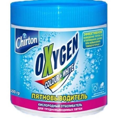 Стиральный порошок CHIRTON Oxygen 500г oxygen rhma 02
