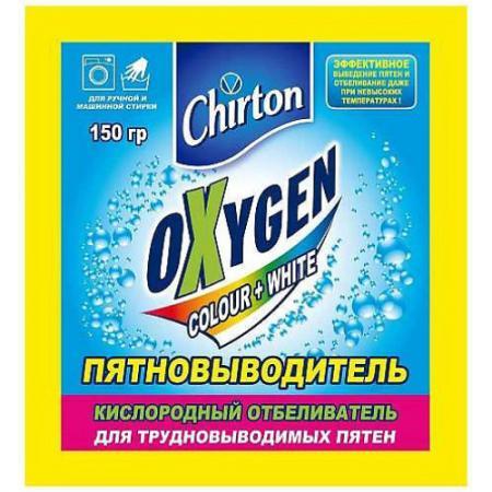 """Пятновыводитель CHIRTON """"Oxygen"""" 150г цена"""