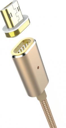 Кабель microUSB 1.2м Partner Magnetic круглый ПР033506 partner usb 1a microusb кабель