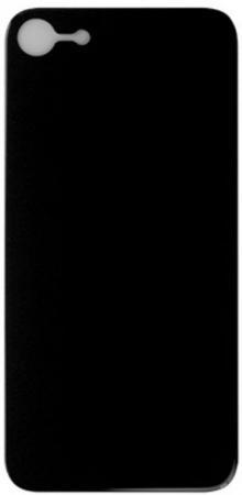 Защитное стекло 3D Partner заднее, черное (9H) для iPhone 8 ПР038505