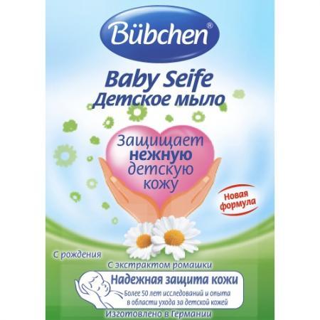 Bubchen Мыло детское 125г