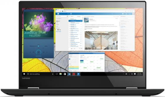 Ноутбук Lenovo Yoga 520-14IKBR 14 1920x1080 Intel Core i7-8550U 1 Tb 8Gb nVidia GeForce MX130 2048 Мб черный Windows 10 81C800CPRU ноутбук lenovo ideapad 310 15isk 15 6 intel core i3 6006u 2 0ггц 4гб 500гб nvidia geforce 920m 2048 мб windows 10 черный [80sm021srk]