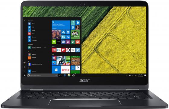 Ноутбук Acer Spin 7 SP714-51-M6QA 14 1920x1080 Intel Core i5-7Y54 256 Gb 8Gb Intel HD Graphics 615 черный Windows 10 Home NX.GKPER.004 ноутбук acer predator triton 700 pt715 51 78su 15 6 1920x1080 intel core i7 7700hq nh q2ker 003