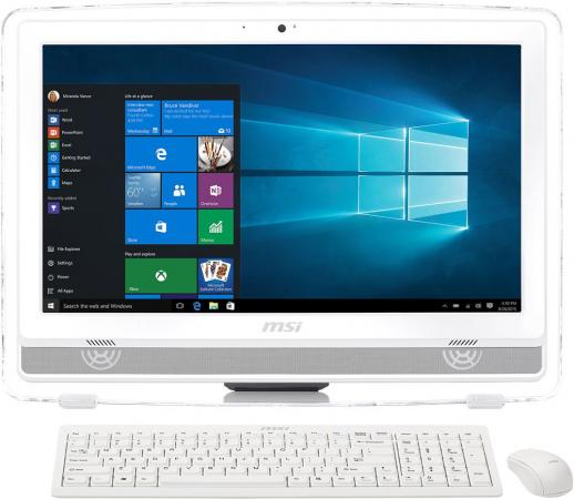 Моноблок 21.5 MSI Pro 22ET 4BW-034RU 1920 x 1080 Multi Touch Intel Pentium-N3700 4Gb 1Tb Intel HD Graphics DOS белый 9S6-AC1612-037 моноблок 19 5 msi pro 20et 4bw 072ru 1600 x 900 multi touch intel celeron n3160 4gb 1tb intel hd graphics 400 dos белый 9s6 aa8b12 072