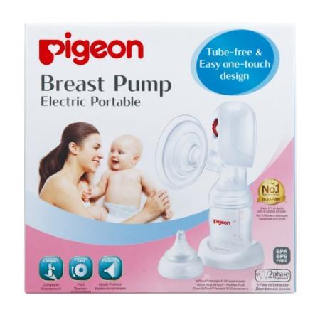 Фото - PIGEON Молокоотсос электрический портативный pigeon молокоотсос ручного типа