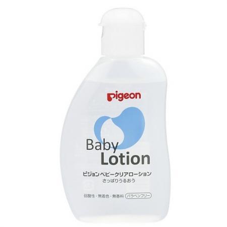 PIGEON Лосьон увлажняющий детский 120мл цена