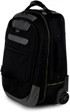 Рюкзак для ноутбука 15.6 Targus CityGear полиэстер черный TCG715EU рюкзак для ноутбука 16 0 targus cn600 page 1