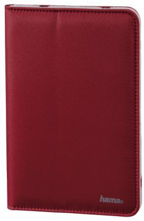 Чехол Hama Strap универсальный для планшетов с экраном 10.1 полиэстер красный 00173506 чехол hama piscine универсальный для планшетов с экраном 10 1 полиуретан красный 00173551
