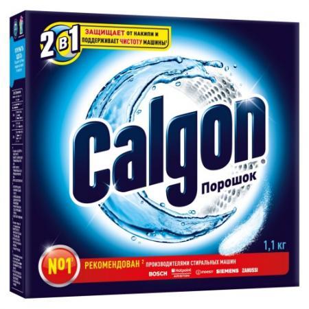 CALGON Средство для умягчения воды 2в1 1,1 кг средство от накипи calgon 2in1 для умягчения воды 550 г