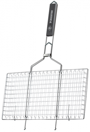 FORESTER Решетка-гриль для стейков большая 22х44