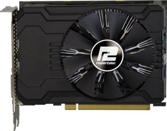 Видеокарта PowerColor Radeon RX 550 AXRX 550 2GBD5-DHA/OC PCI-E 2048Mb 128 Bit Retail