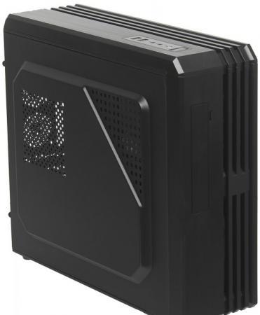Корпус microATX Formula E-115B 350 Вт чёрный цена