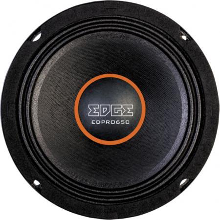Автоакустика Edge EDPRO65C-E6 среднечастотная 1-полосная 16см 130Вт-260Вт автоакустика среднечастотная edge edpro82ha e4
