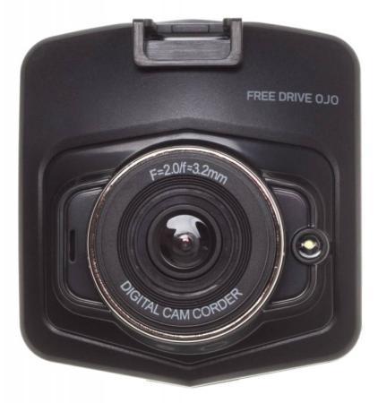 Видеорегистратор Digma FreeDrive OJO 2.4 640x480 70° microSD microSDHC датчик движения USB черный видеорегистратор digma freedrive ojo black