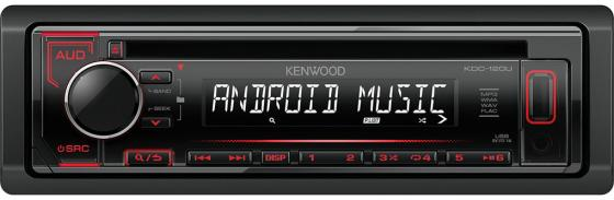 Автомагнитола Kenwood KDC-120UR USB MP3 CD FM RDS 1DIN 4х50Вт черный messmer saint brieuc